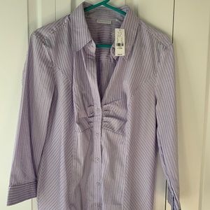 NY & Co Button Down Shirt